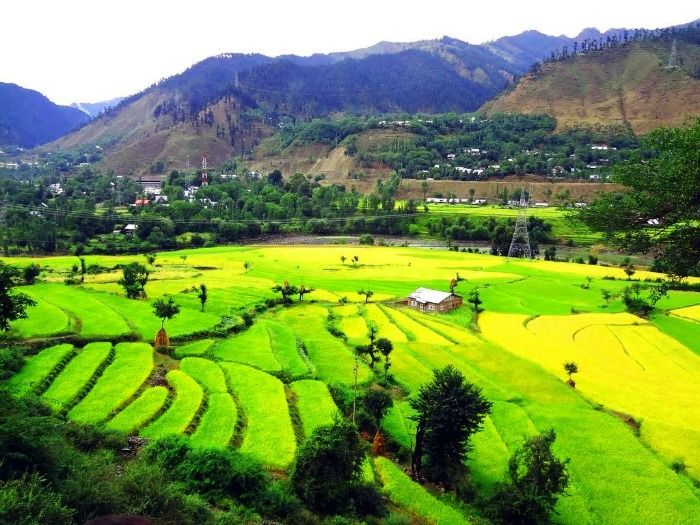 Baramulla, blessed with natural endowments