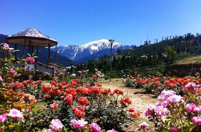Bhaderwah town - best place for a honeymoon in Kashmir