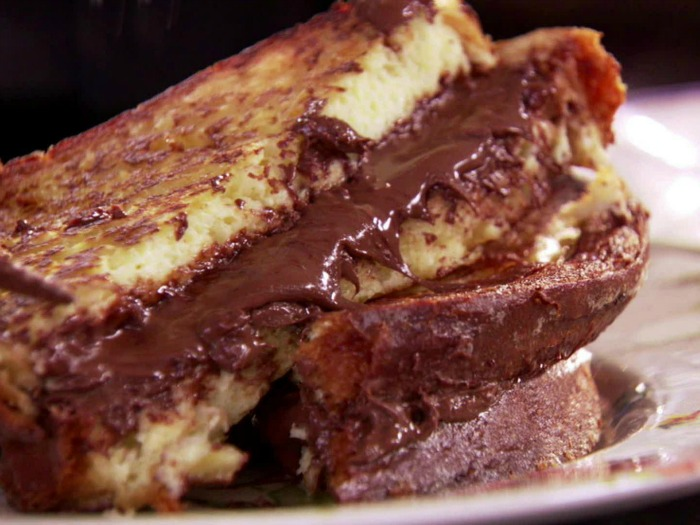 Delectable Chocolate Toast for chocolate lovers in Pune