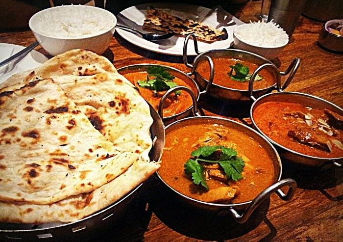 Spicy and tangy local flavours of Kerala at Dal Roti