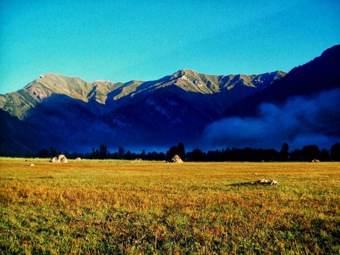 Gurez valley - one of the most scenic valleys in Kashmir