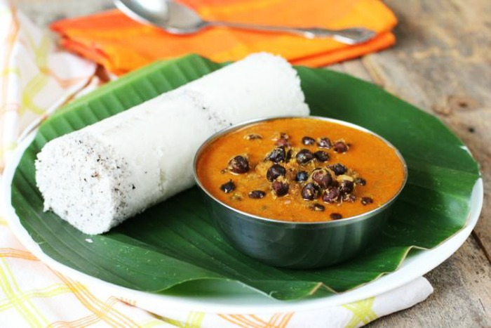 Hotel Annapoorna - famous for Puttu and all pure veggie favourites, Kerala