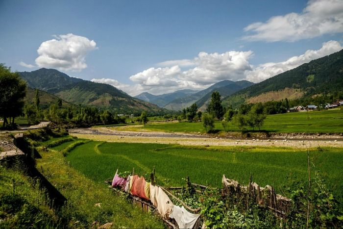 Kupwara, get a panoramic view of the Valley of Kashmir
