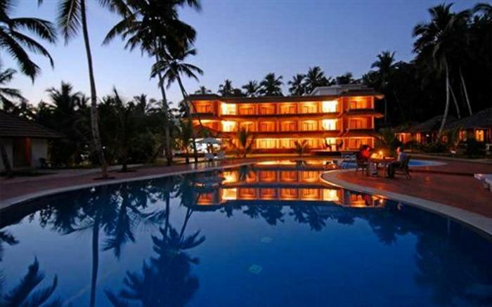 Abad Harmonia Ayurveda Beach Resort in Kovalam, Kerala