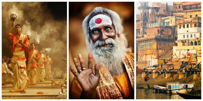 Visit Varanasi for a splendid religious experience of aarti at the Ganga ghats
