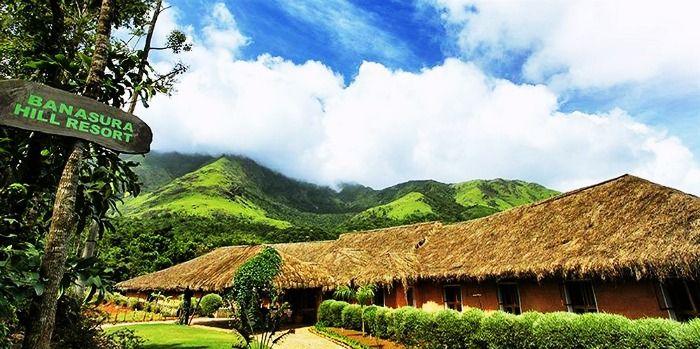 Banasura Hill Resort Wayanad, Kerala