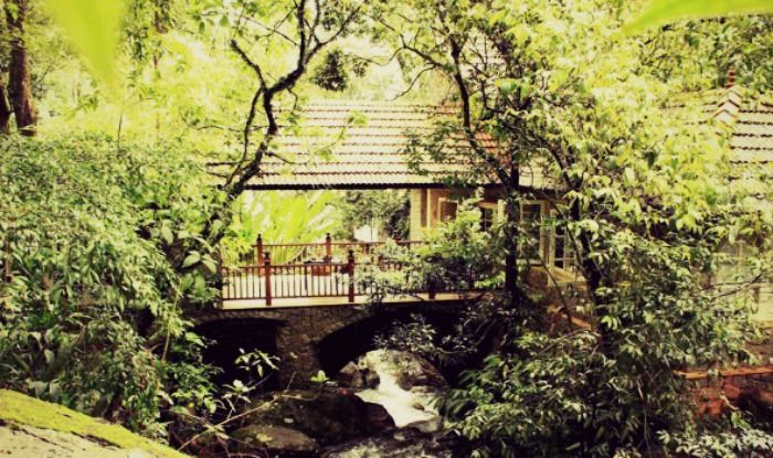 Image result for Waking Up To The Sounds Of Nature At Carmelia Haven Thekkady, Kerala