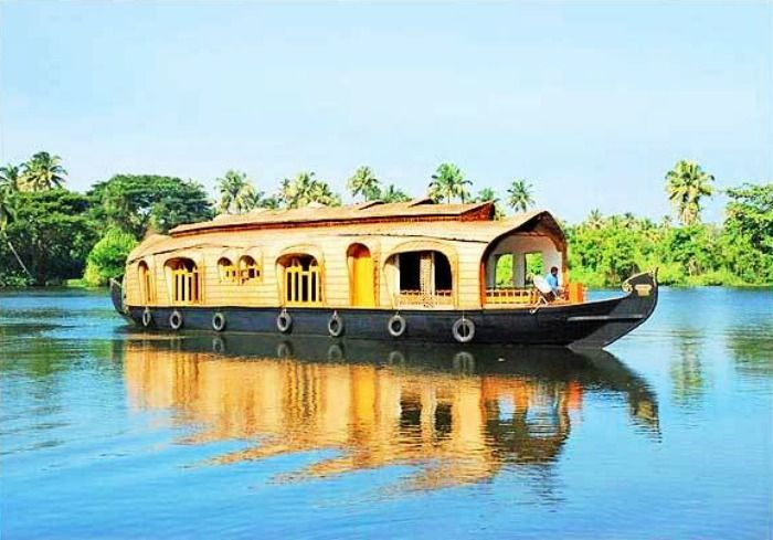 Nova Holidays Houseboats with modern amenities , Alleppey