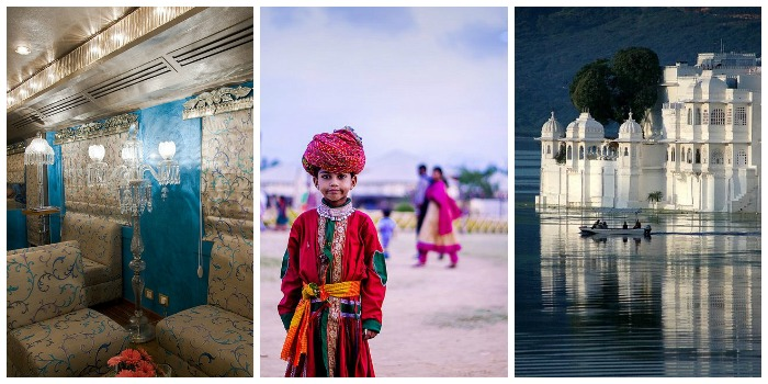 Explore the majestic palaces, vast deserts, lake palace, wildlife in Royal Rajsthan