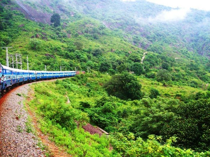 Enjoy aromatized air and pleasant weather at Araku Valley