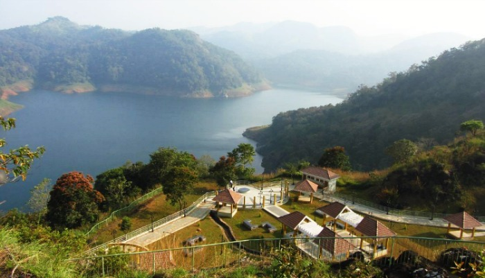 Idukki is one of the most nature rich areas of Kerala