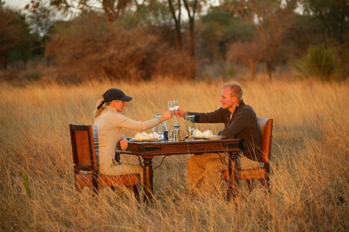 An adventurous and romantic honeymoon in wild Kenya
