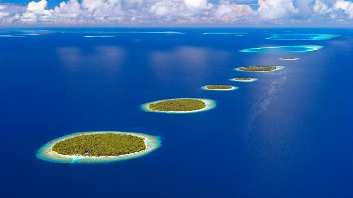 Island Hopping- Visit nearby Islands of Maldives