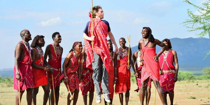 Explore the culture and traditions of Kenya