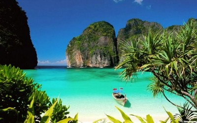 Krabi Island Thailand - an affordable beach in southeast Asia