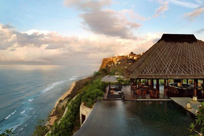 Enjoy serene beaches & splendid views at the luxury island resort in Bali