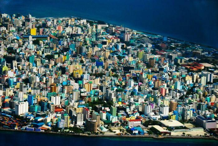 Explre the Malé City, Maldives