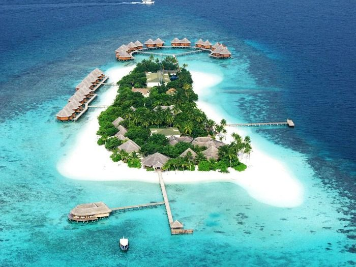 Mirihi Island Resort for a romantic getaway