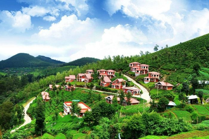 Hill stations of Ooty - a perfect honeymoon destination in India