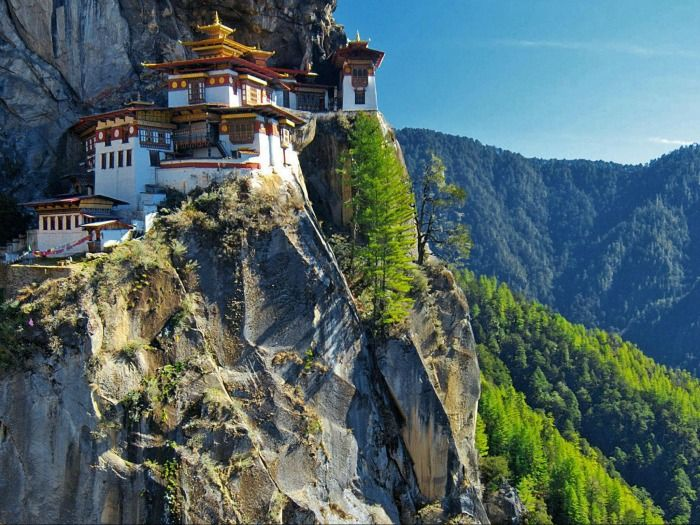 Indulge in some cultural, spiritual and wellness tours together, Bhutan