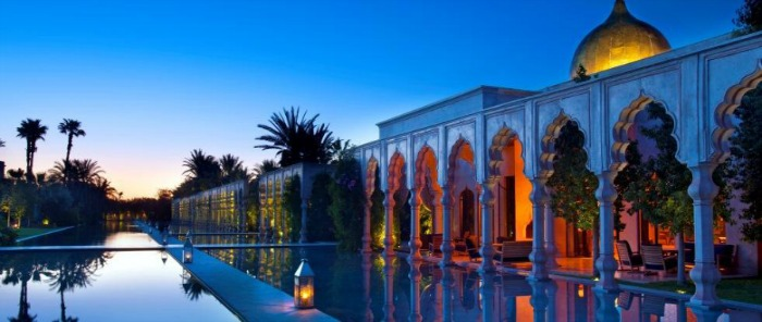 Royal romance in Morocco - fantasise a honeymoon in the deserts
