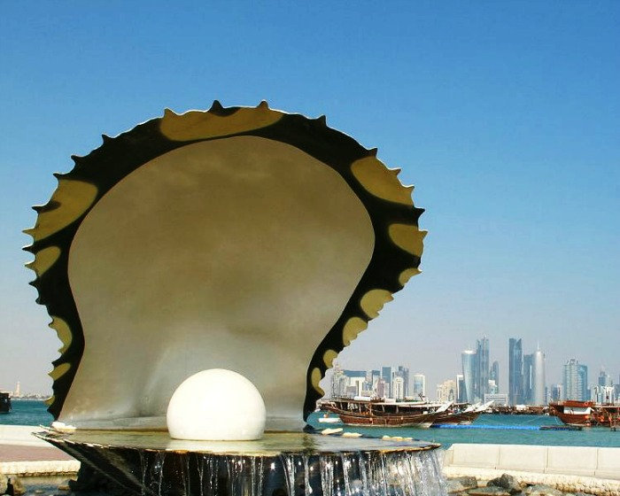 The Pearl - Qatar, one of the most prismatic tourist destination