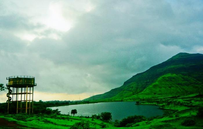 Arthur Lake at Igatpuri
