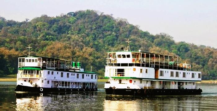 Dibru-Saikhowa River Cruise in Assam