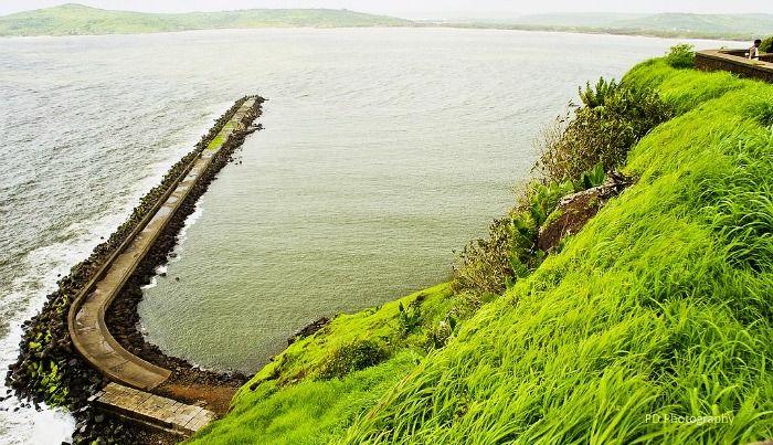 Ganapatipule Beach at Ratnagiri near Mumbai