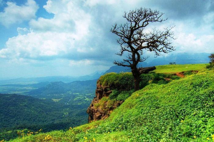 View from Malshej Ghat