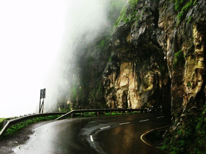 Road trip from Mumbai to Malshej Ghat