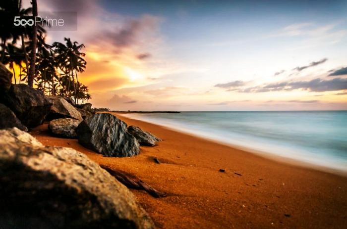 Beaches, sand and sunshine make a perfect destination, Sri Lanka