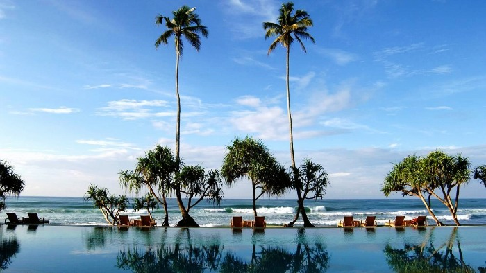 The Fortress offers a brilliant view of the Indian Ocean, Koggala