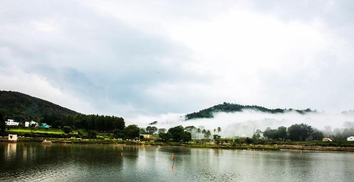 Romantic getaway from Bangalore, Punganoor Artificial Lake-cum-Park in Yelagiri Hills