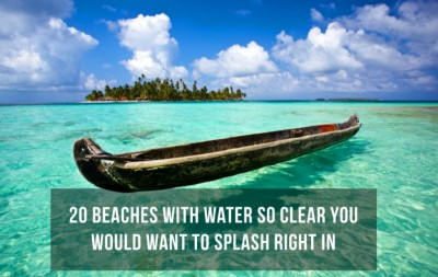 Beaches with clear water1