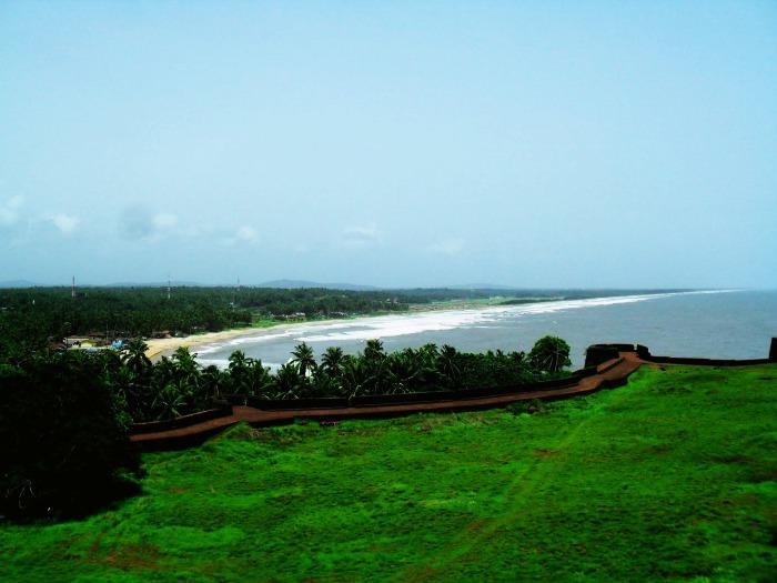 Bekal Beach Kerala