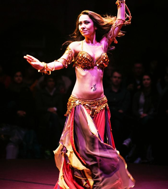 Belly Dancing performance in Istanbul