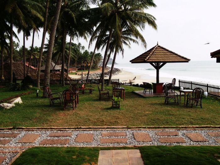 Blue Water Beach Resort in Varkala
