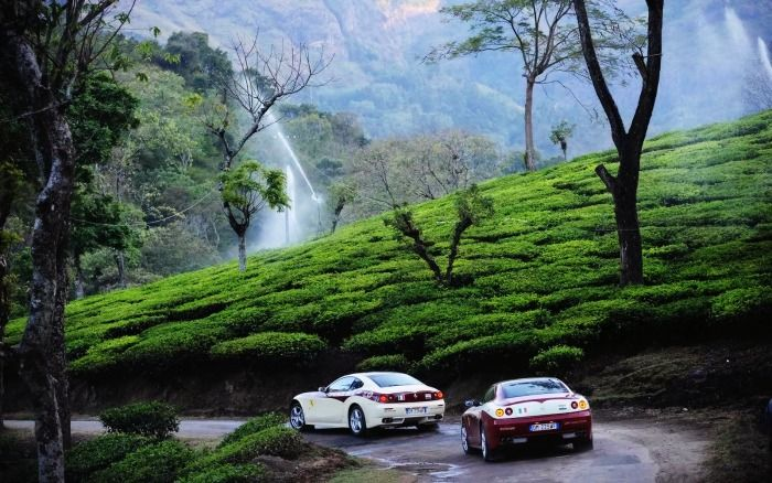 Hill stations of Ooty are famous holiday destination in India