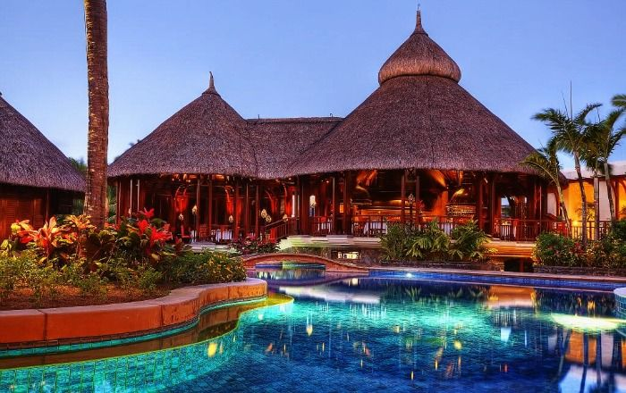 Le Touessrok is among the best Mauritius Honeymoon beach resorts