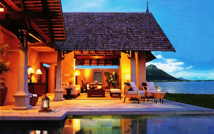 Maradiva Villas Resort & Spa is a culturally rich yet contemporary beach resort in Mauritius