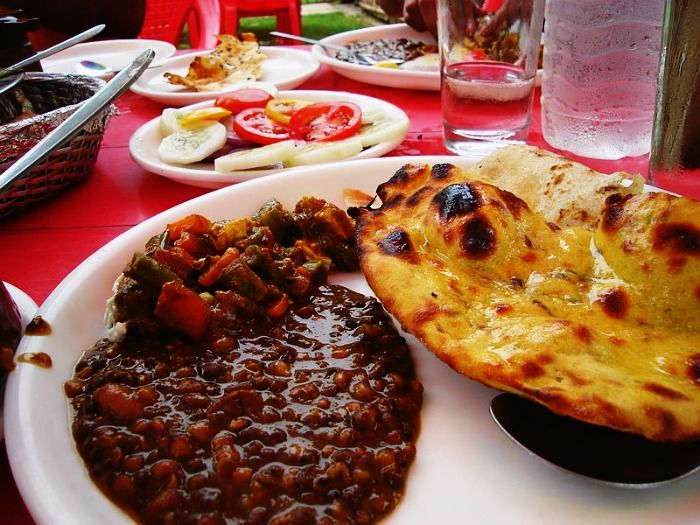 Enjoy the ghee rich north indian cuisine at Old Rao Dhaba, Dharuhera