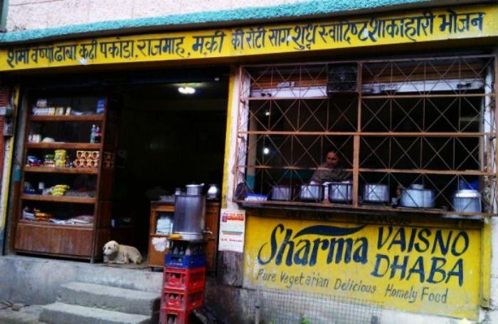 Sharma Vaishno Dhaba on Kufri Chail road