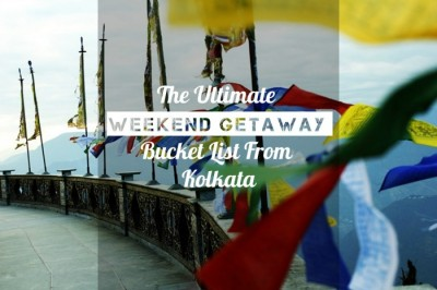 Weekend getaways from Kolkata cover