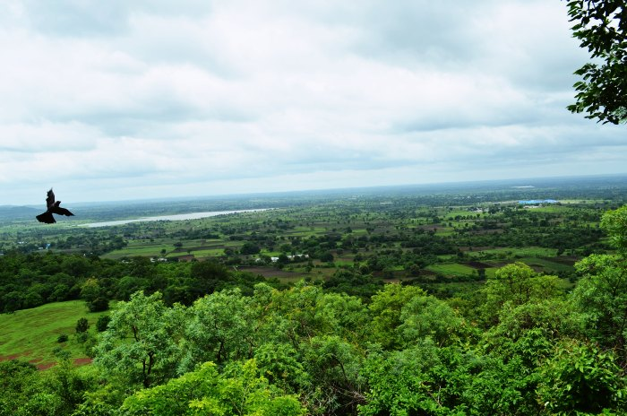 Ananthagiri Hills in Hyderabad