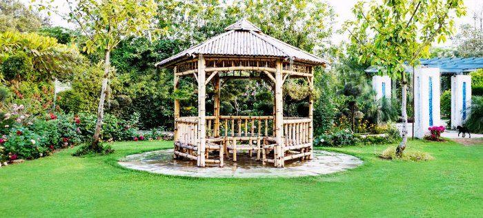 Botanix Nature Resort- Lawn gazebo