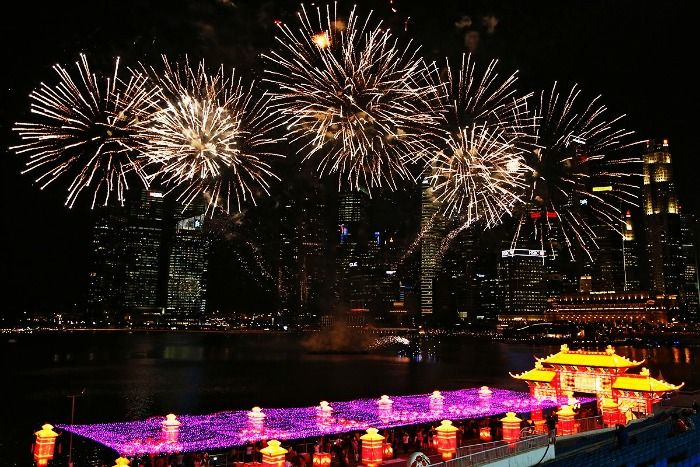 Celebrations in Singapore