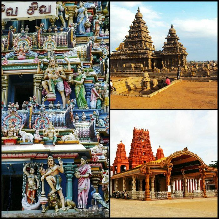 Historic monuments in Chennai