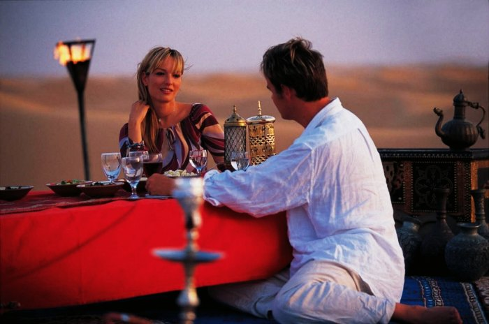 One of the best honeymoon destination in Asia in summer, Dubai
