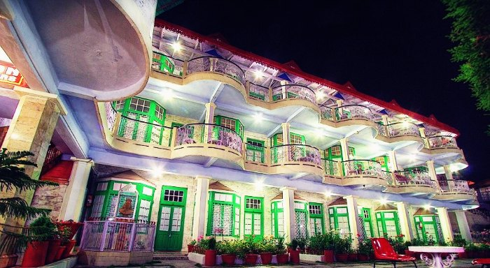 Hotel Elphinstone in Nainital